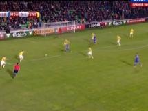 Mołdawia 0:2 Szwecja