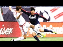 New England Revolution 2:1 San Jose Earthquakes