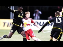 Columbus Crew 1:2 New York Red Bulls