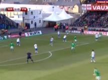 Irlandia Północna 2:1 Finlandia