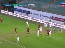 Rosja 0:0 Kazachstan