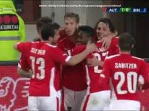 Austria 1:1 Bośnia i Hercegowina