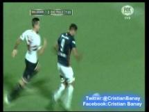 San Lorenzo 1:0 Sao Paulo