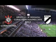 Corinthians 4:0 Danubio FC