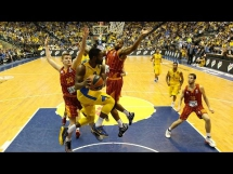 Maccabi Electra Tel Awiw 81:72 Galatasaray
