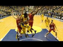 Maccabi Electra Tel Awiw 81:72 Galatasaray