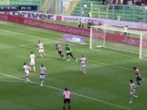 US Palermo - AC Milan