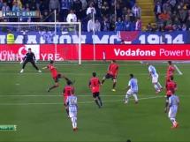 Malaga CF 1:1 Real Sociedad