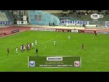 San Jose 1:1 Juan Aurich