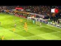 Tigres 2:2 River Plate