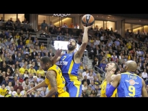 ALBA Berlin 64:73 Maccabi Electra Tel Awiw