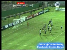 Wanderers 0:3 Boca Juniors