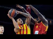 Galatasaray - Regal Barcelona