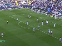Malaga CF 2:2 Atletico Madryt
