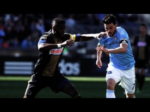 Philadelphia Union 2:1 New York City FC