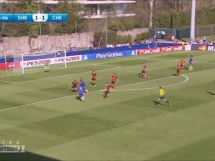 Szachtar Donieck U19 2:3 Chelsea Londyn U19