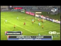 Sporting Cristal 1:1 Guarani