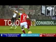 Colo Colo 0:3 Santa Fe