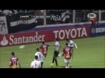 Danubio FC 1:2 Sao Paulo