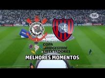 Corinthians 0:0 San Lorenzo