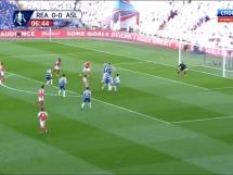 Reading 1:1 Arsenal Londyn