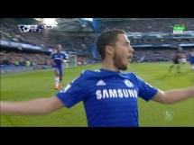 Hazard dał zwycięstwo Chelsea z Manchesterem