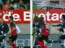 Guingamp 1:1 Evian TG