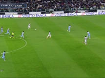 Juventus Turyn - Lazio Rzym 2:0