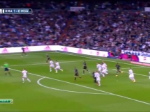 Real Madryt 3:1 Malaga CF