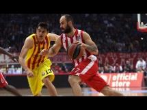 Olympiacos Pireus - Regal Barcelona 73:71