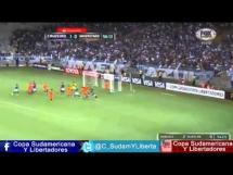 Cruzeiro 2:0 Universitario de Sucre