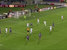 Fiorentina 2:0 Dynamo Kijów