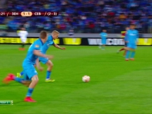 Zenit St. Petersburg 2:2 Sevilla FC