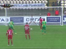 Ufa - Kuban Krasnodar 3:2
