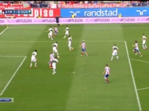 Atletico Madryt - Elche 3:0