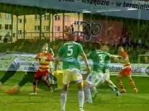 GKS Bełchatów - Jagiellonia Białystok 0:0
