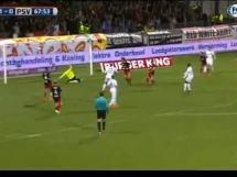 Excelsior Rotterdam 2:3 PSV Eindhoven