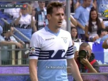 Lazio Rzym - Chievo Verona 1:1