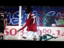 Piękny gol Wilde Donalda Guerriera