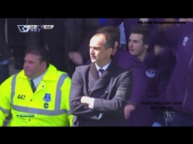 Everton 3:0 Manchester United