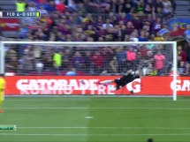 FC Barcelona 6:0 Getafe CF