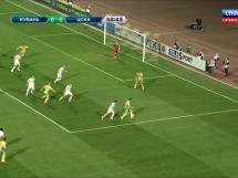 Kuban Krasnodar 1:0 CSKA Moskwa