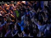 Celta Vigo 1:0 Malaga CF