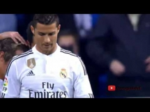 Cristiano wkurzony po golu Arbeloi