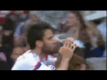 Olympique Lyon 2:0 Evian TG