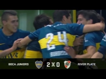 Boca Juniors 2:0 River Plate