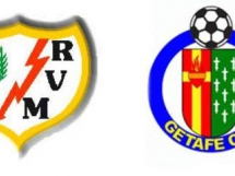 Rayo Vallecano 2:0 Getafe CF