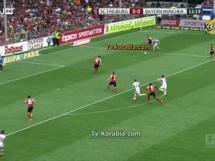 Freiburg - Bayern Monachium 2:1