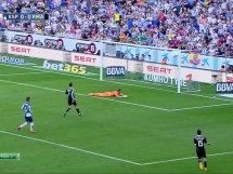 Espanyol Barcelona 1:4 Real Madryt