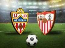 Sevilla FC 2:1 Almeria